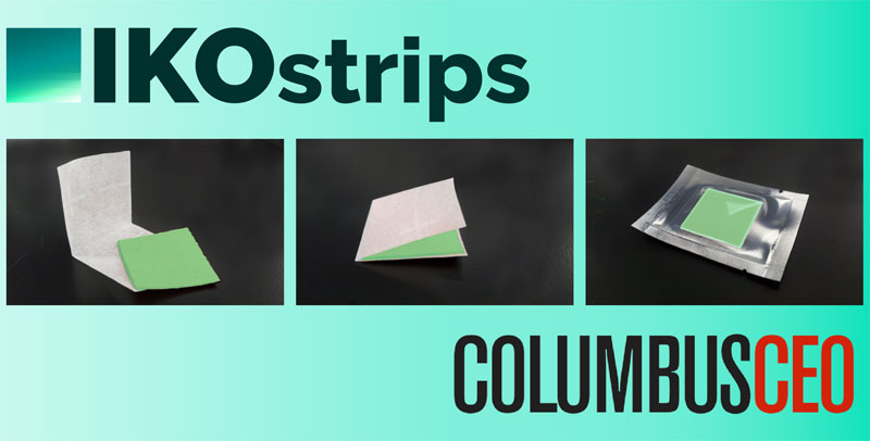 Columbus medtech startup IKOstrips working on CBD strips