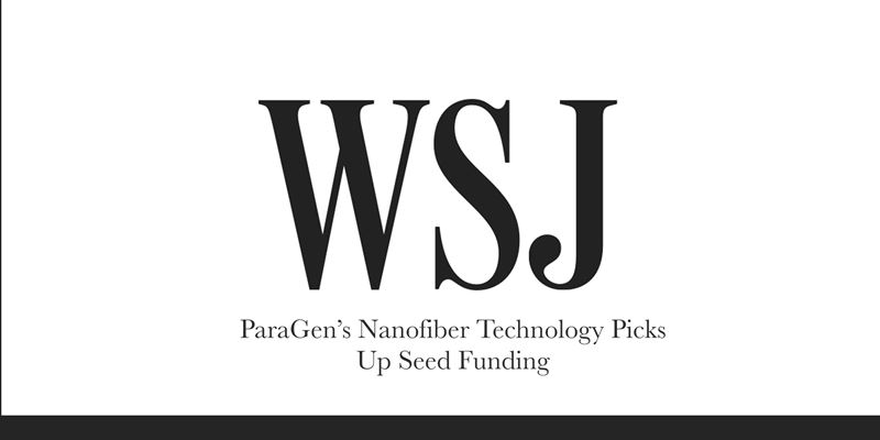 December 7 2017_WSJ ParagenNanofibert