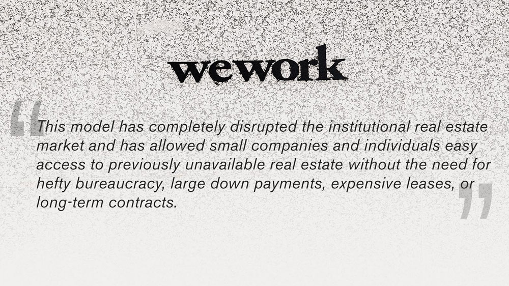 Listening To The Future What Emotional AI Is Telling Us About WeWork s Doomed IPO